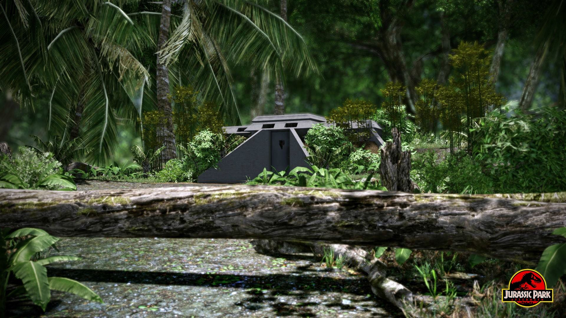 Jurassic Park Fan Project Is The Dinosaur Game I've Always Wanted