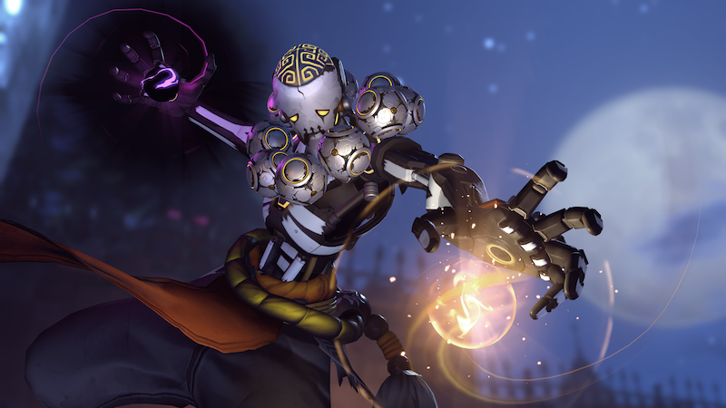 Here Are Overwatch's Halloween Skins, Available Now | Kotaku Australia