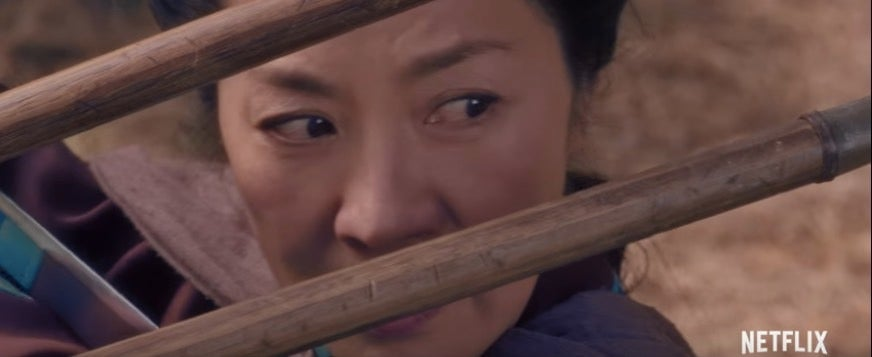 The Crouching Tiger Sequel Just Dropped Another Gorgeous, Action-Filled Trailer