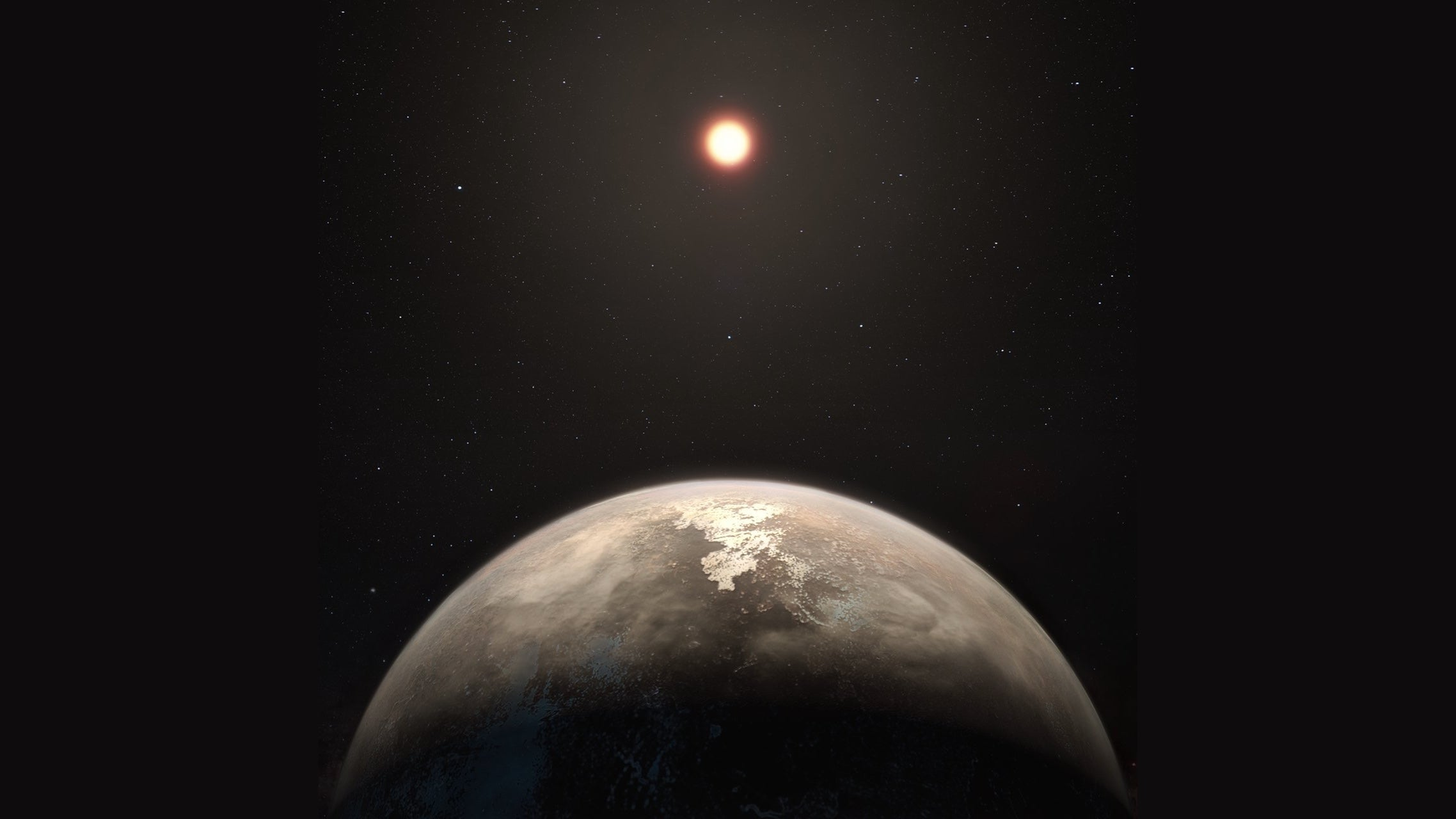 Nearby exoplanet is a target for life