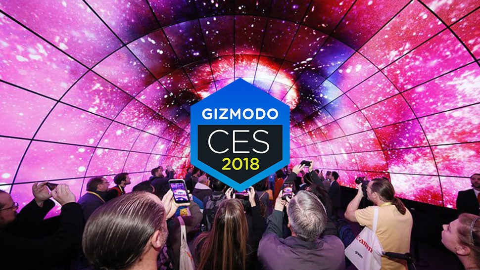 Here Comes CES 2018, The Biggest Gadget Show In The World — What To Expect