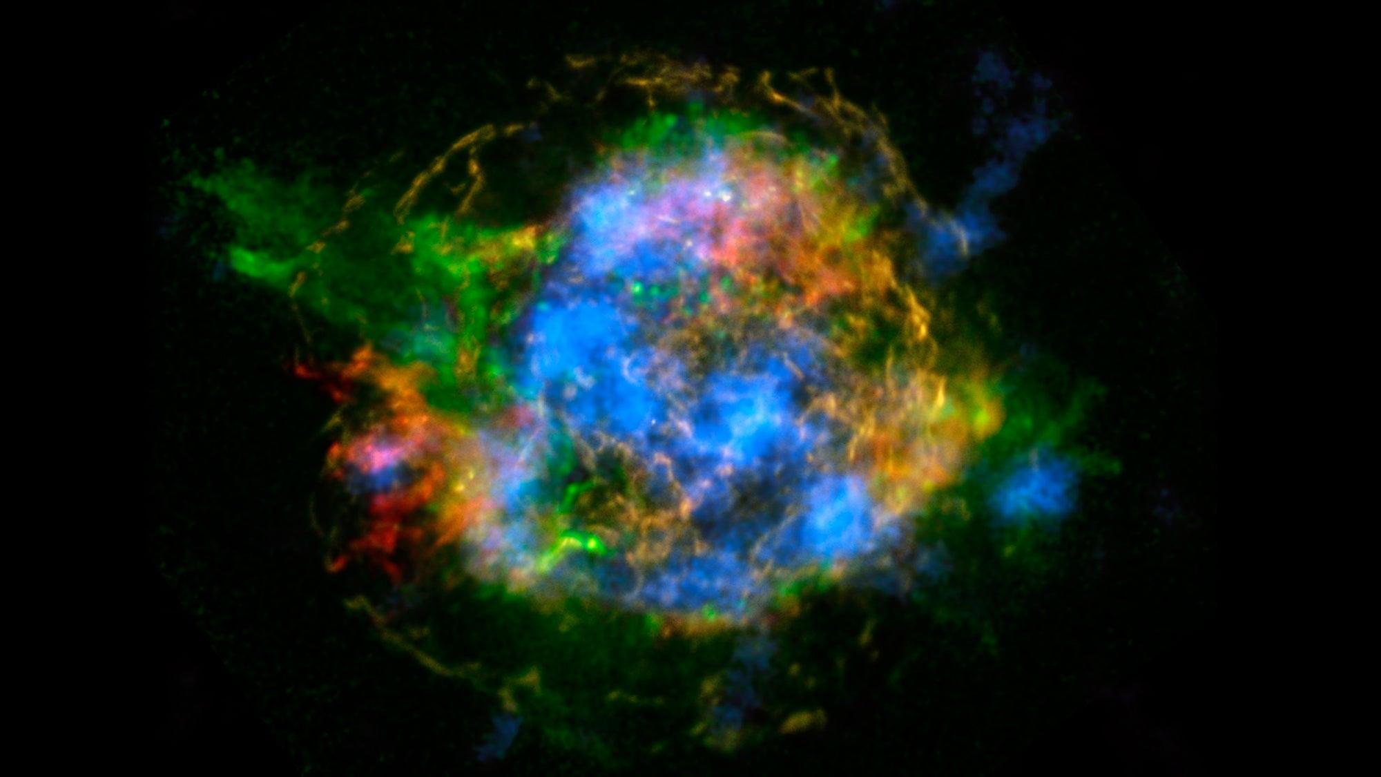 NASA reveals the mystery of how stars explode