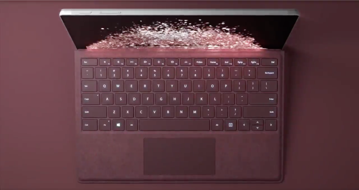 Meet The Beautiful New Microsoft Surface Pro