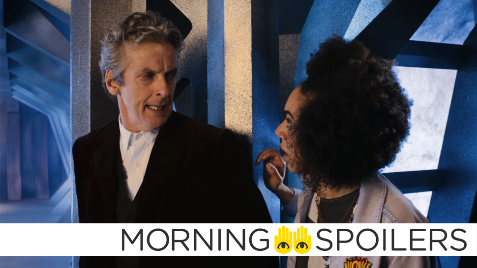 More Rumours About Peter Capaldi's Future On Doctor Who