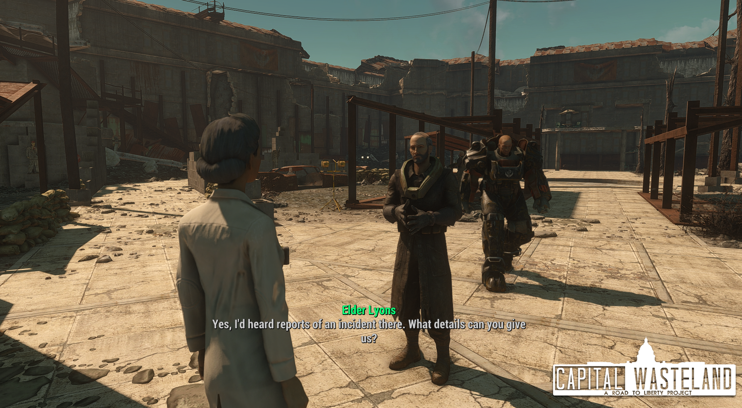 The Fallout 3 Remake Mod Is Happening