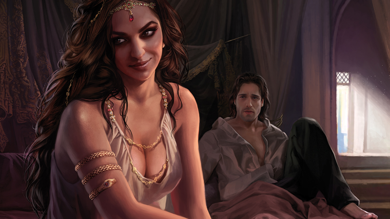 House Martell Makes Its Move in a New Excerpt from The Winds of Winter