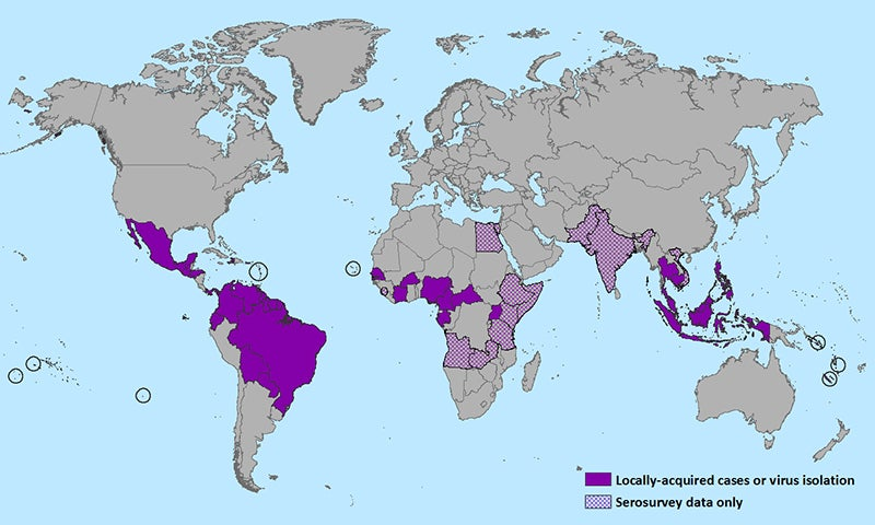 Zika Virus Outbreak Prompts CDC to Expand Travel Advisory