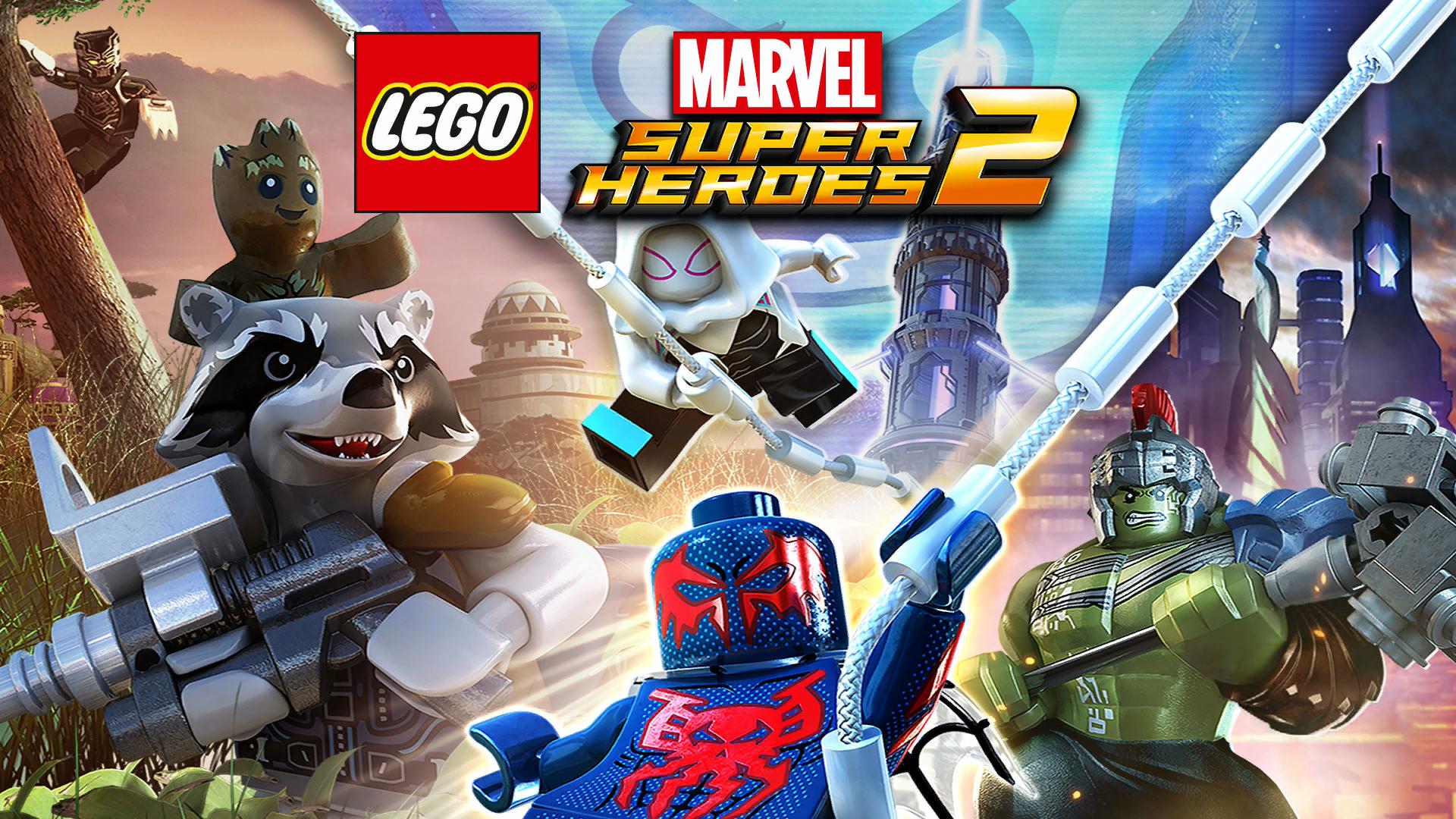 Lego marvel super heroes 2 the kotaku review kotaku - Logo super heros ...