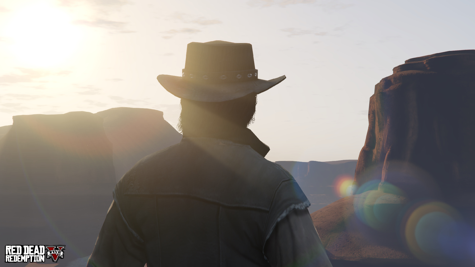 Red Dead Redemption Map Mod for GTA V Terminated by Take-Two