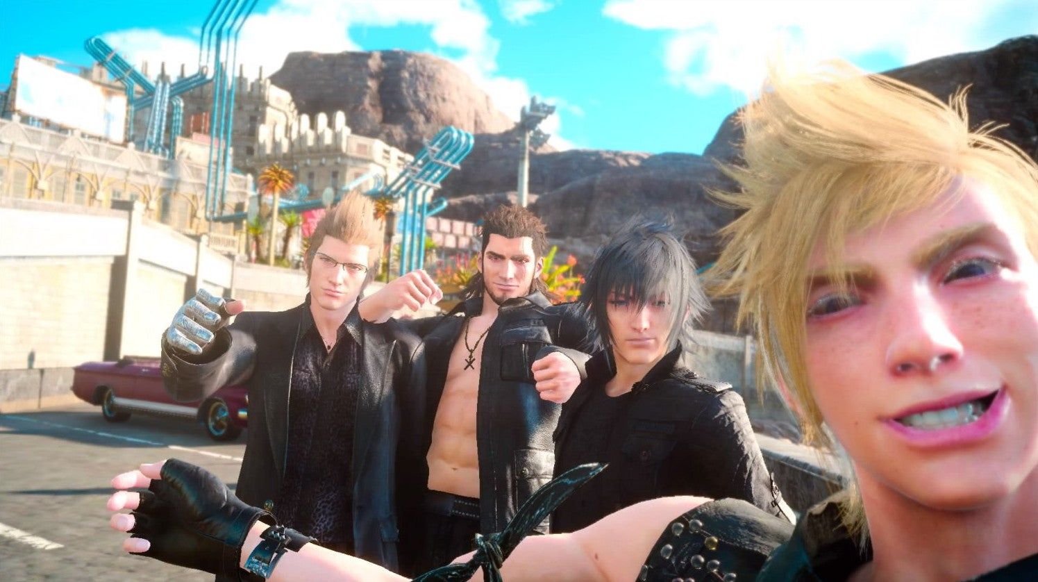 Final Fantasy XV Has One Of The Best Endings In The Series