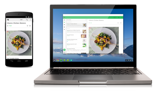 Android Apps Finally Arrive on Google's Chrome OS