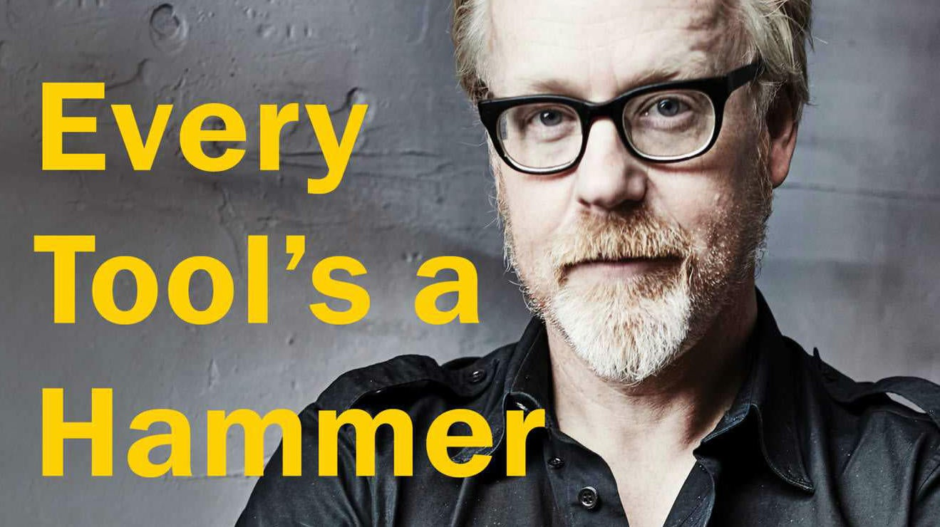Adam Savage Teaches You How To Set A Deadline (By Way Of Alien) In This Excerpt From His New Book