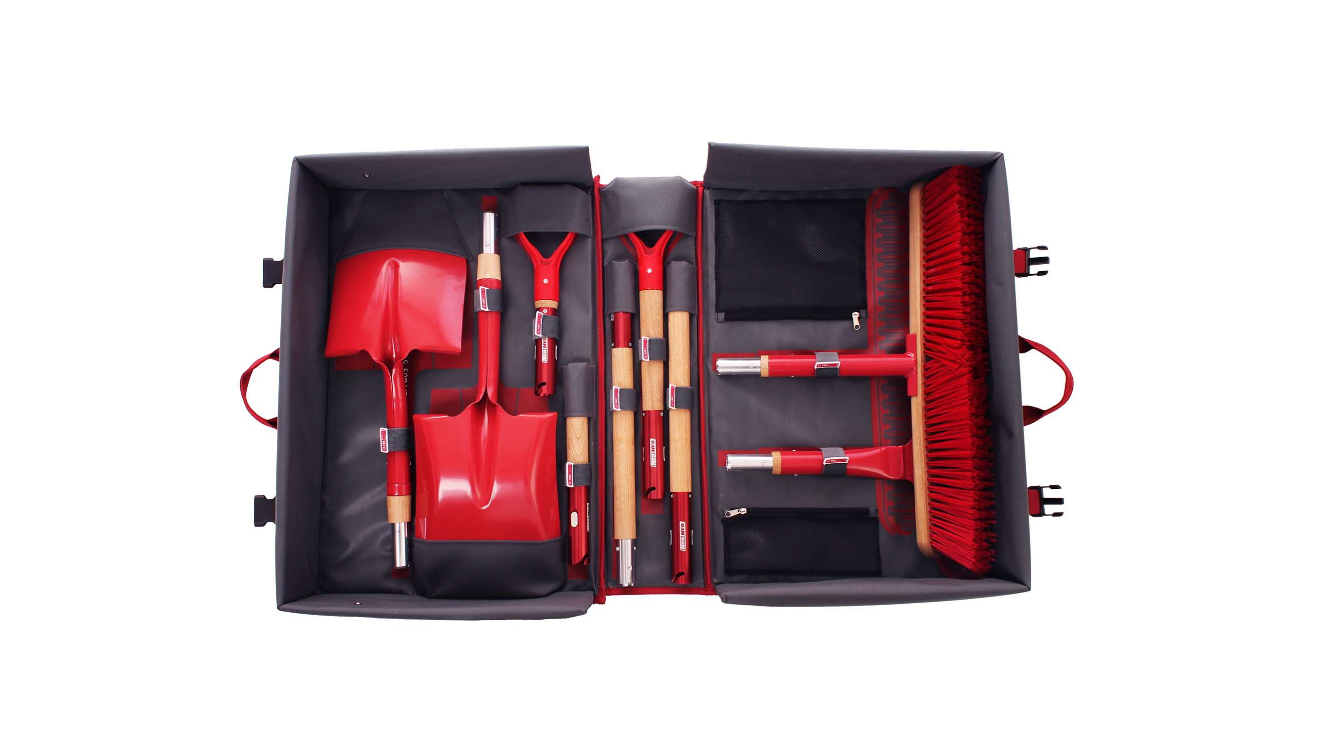 This Clever Modular Gardening Kit Fits 32 Big Tools Into One Small Bag