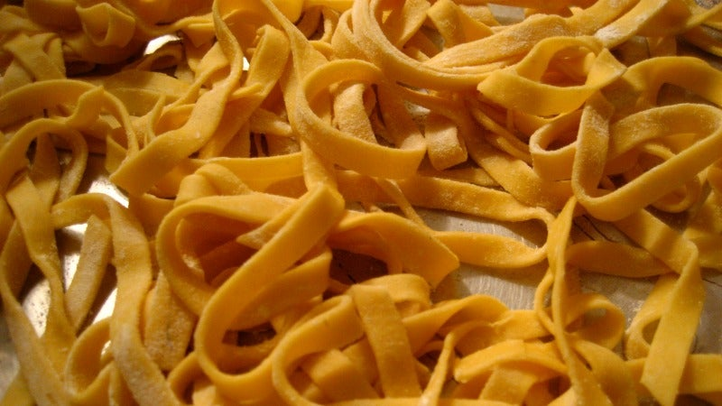 Make Perfect Pumpkin Pasta With Just Two Ingredients