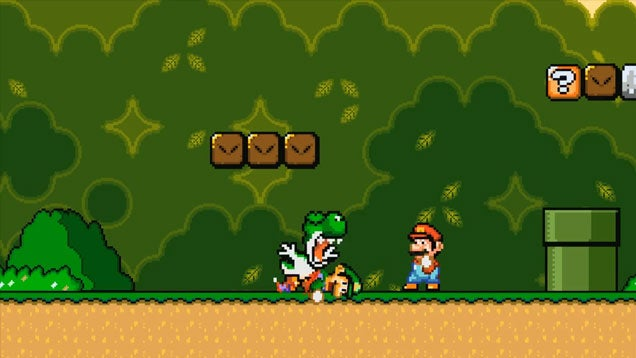 Realistic Yoshi Would Not Be A Friend To Mario