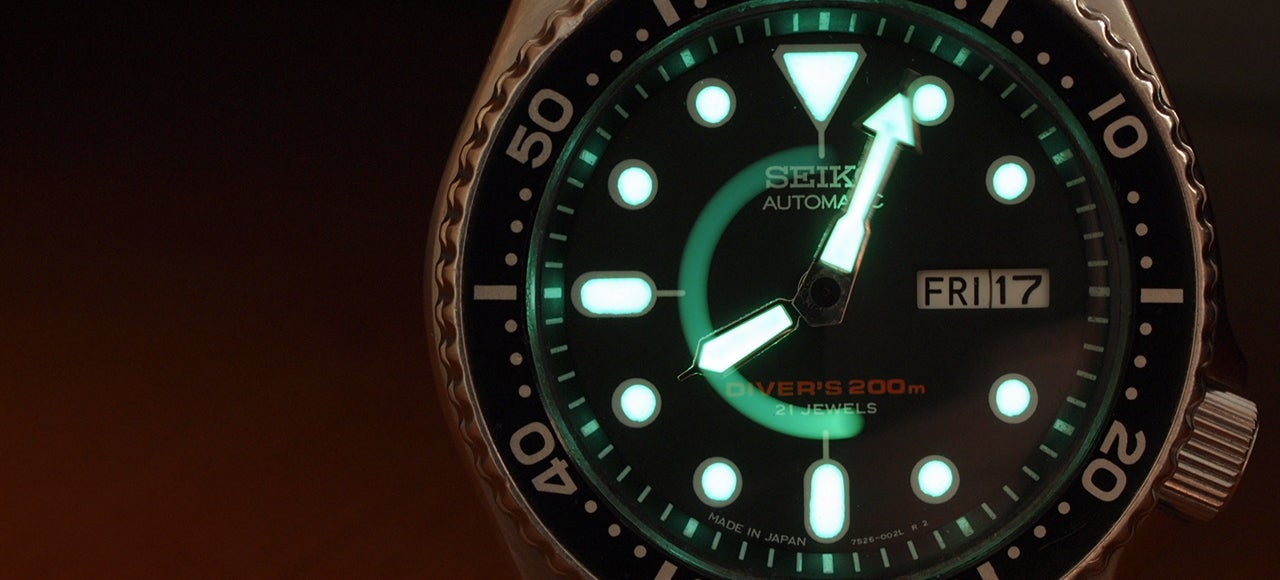 How Two Women Made Your Watch Glow in the Dark