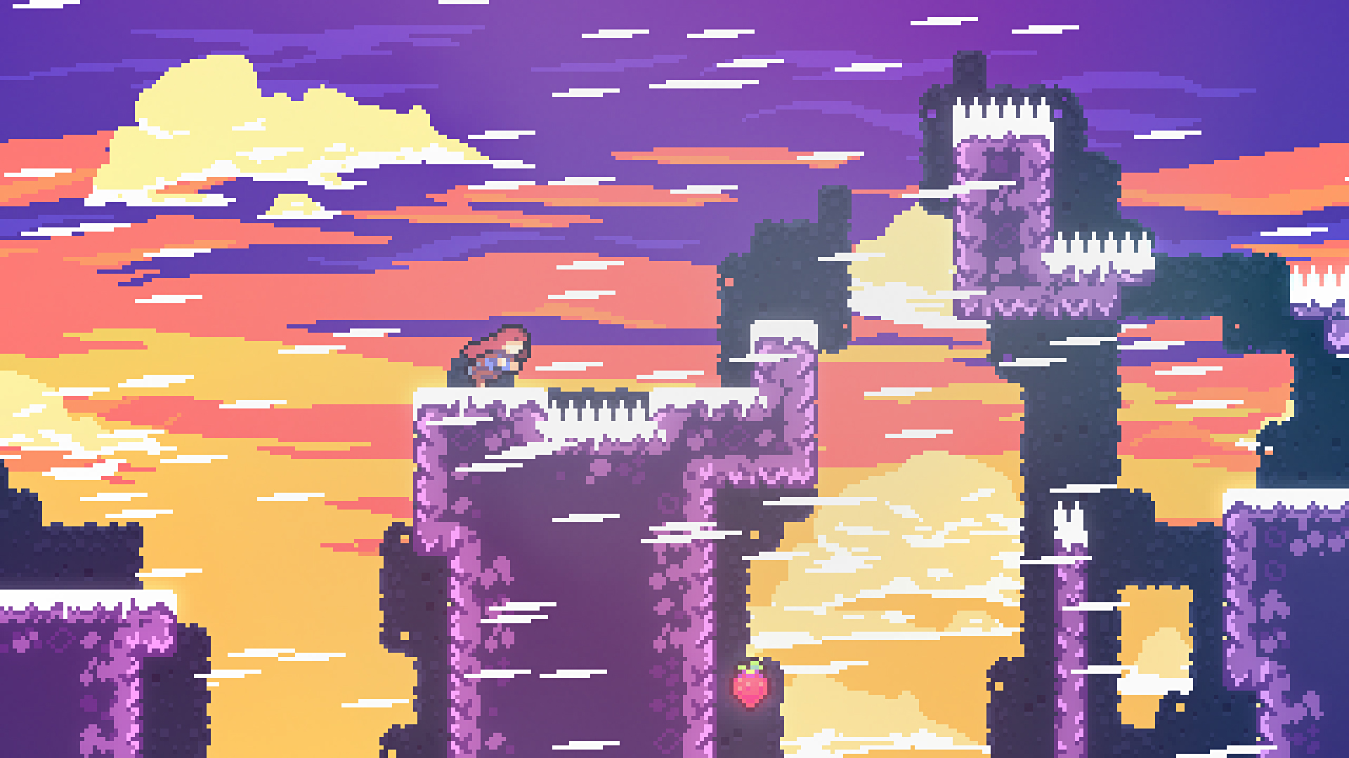Celeste's Video Game Soundtrack Is Perfect Background Music