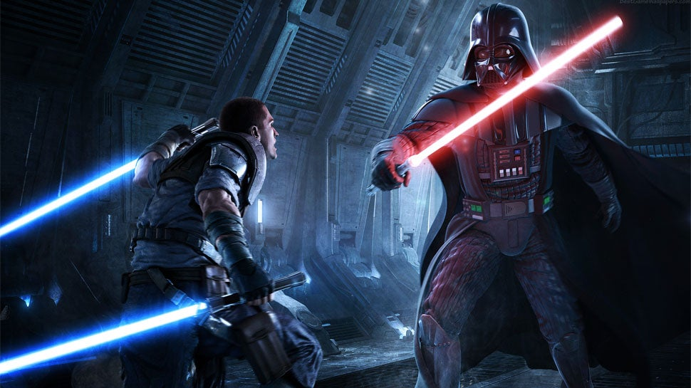 A Bunch Of Different Star Wars Games You Can Go Play Right Now