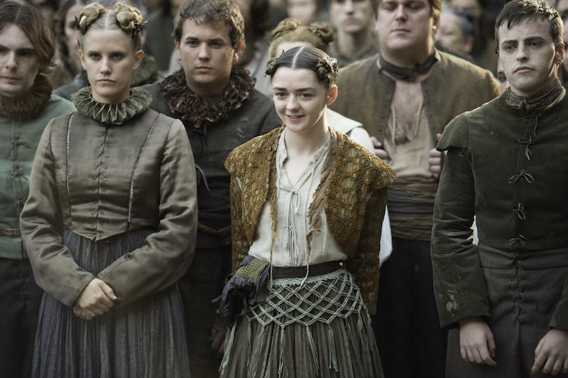 On Game of Thrones, Some of the Players Are Getting Desperate