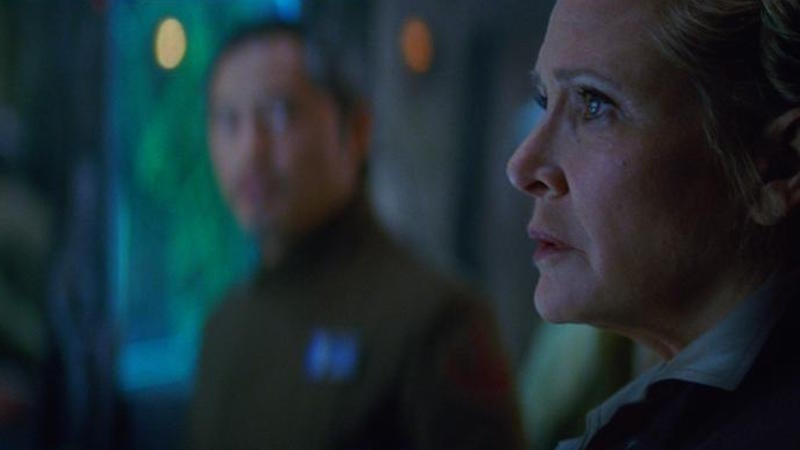General Leia Was Going To Play A Large Role In Star Wars: Episode IX