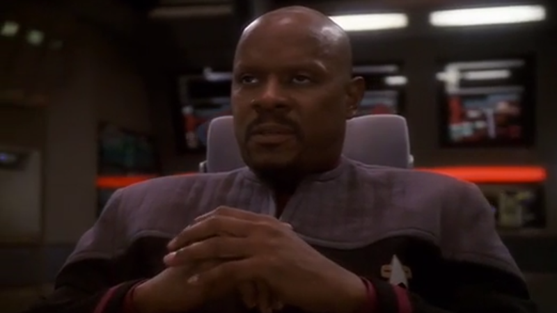 A Fan Made Attempt To Create HD Deep Space Nine, Using Machine Learning