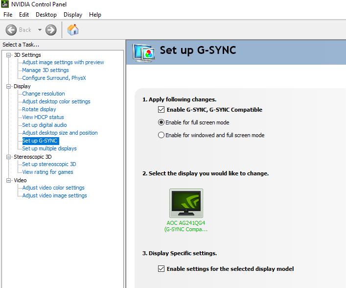 How To Use Nvidia G-Sync On A FreeSync Monitor | Lifehacker Australia