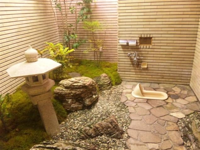 The Most Amazing Places to Pee and Poop in Japan