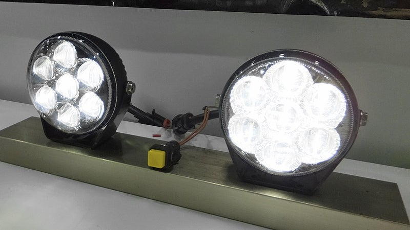 Microlenses Can Help Significantly Boost the Brightness of LED Bulbs