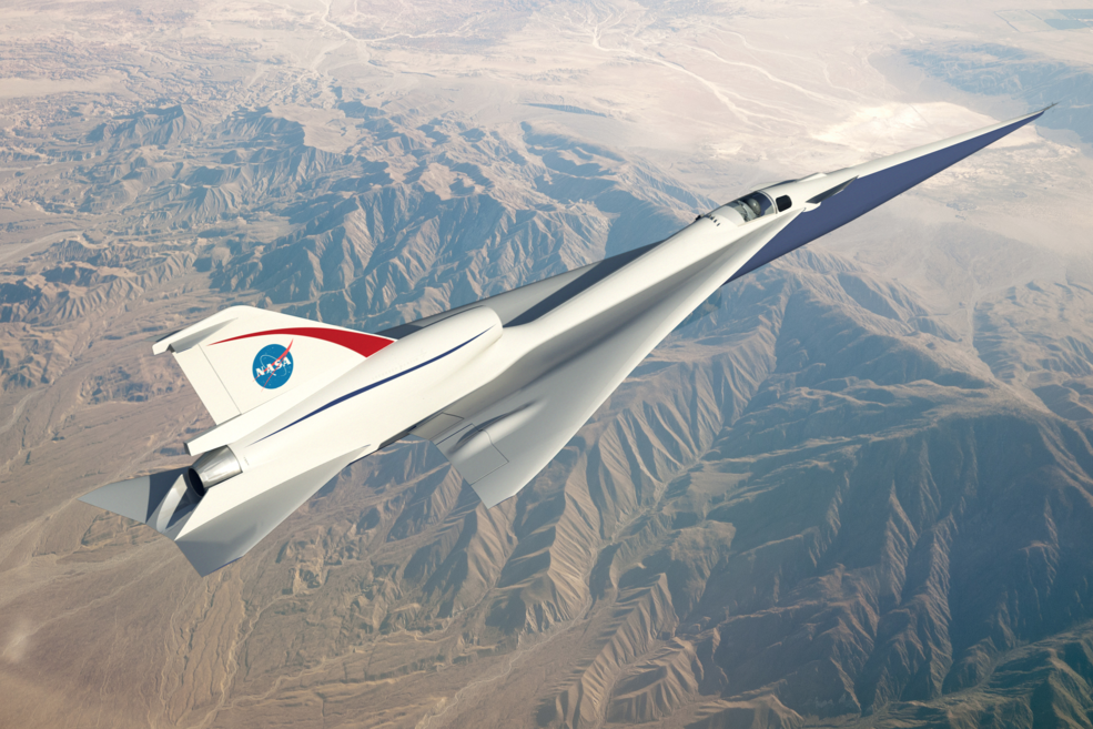 NASA Is Launching a New X-Planes Program to Test Green Aviation Technology