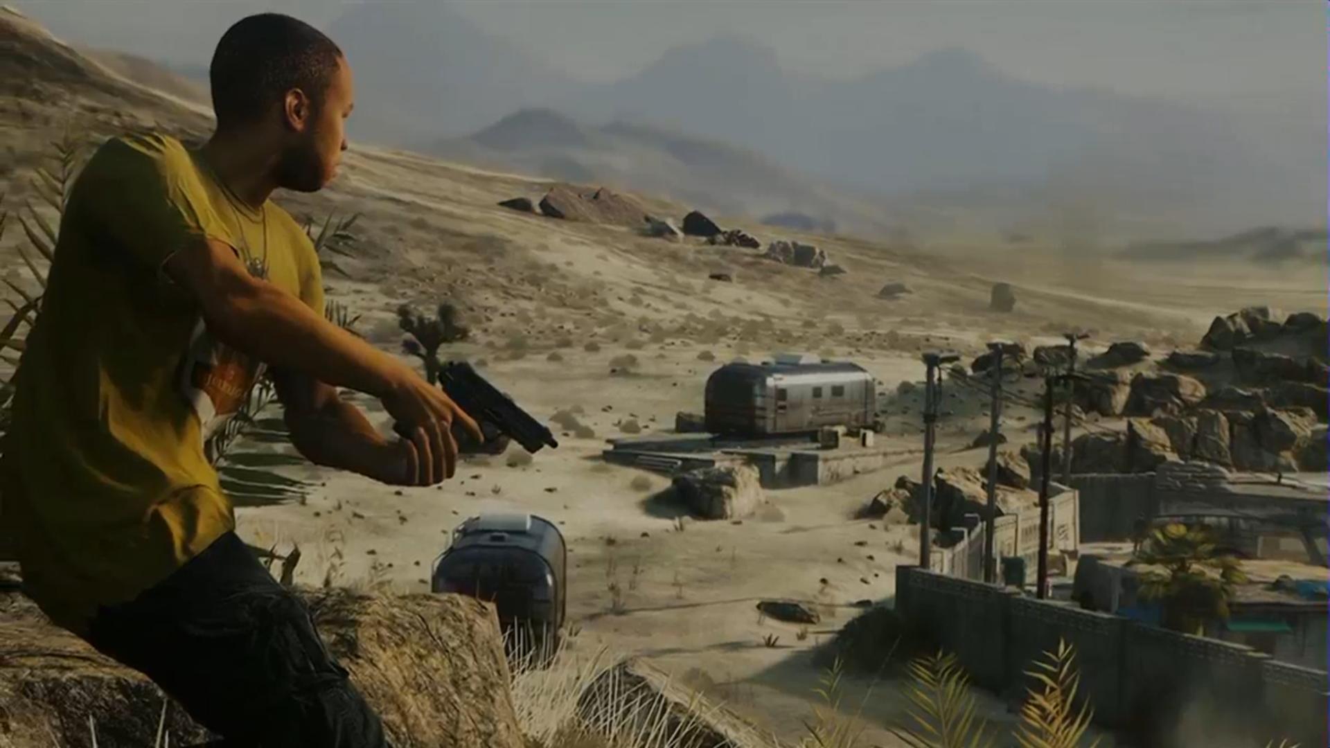 12 Minutes of Battlefield Hardline's Singleplayer