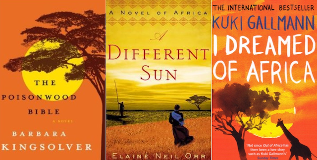 Why Do So Many Books About Africa Have the Same Cover Design?