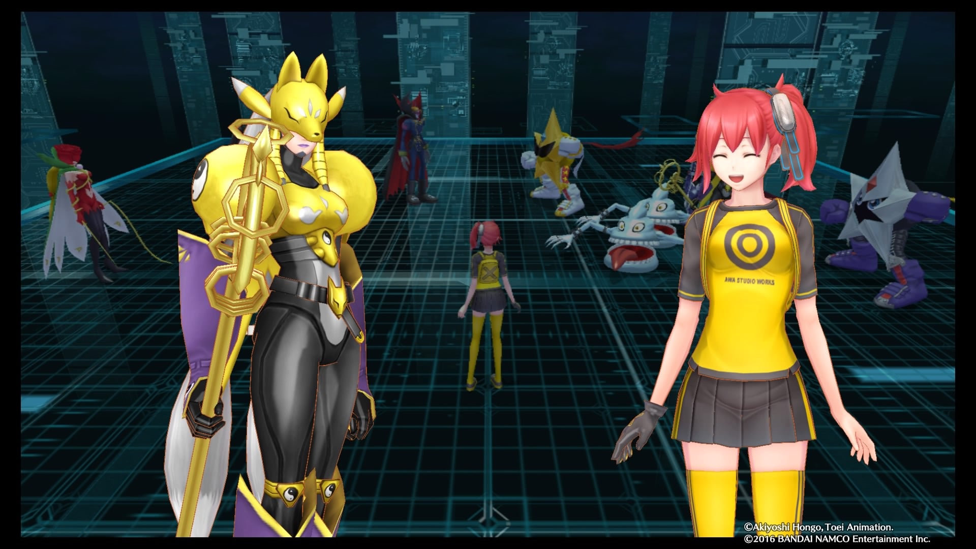 Digimon Cyber Sleuth Is One Of The Best Games I've Played In 2016