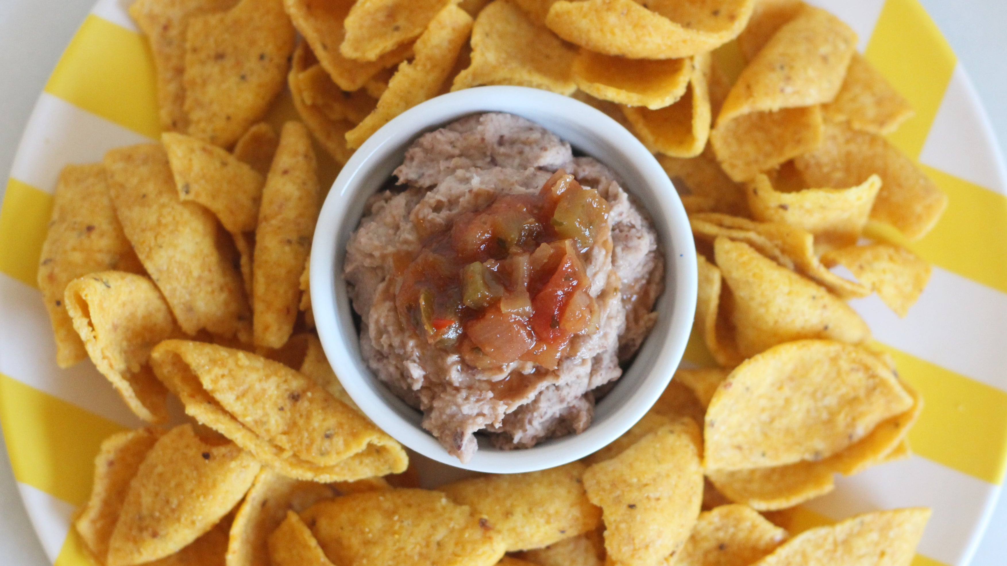Make Your New Favourite Bean Dip With Refried Black-Eyed Peas