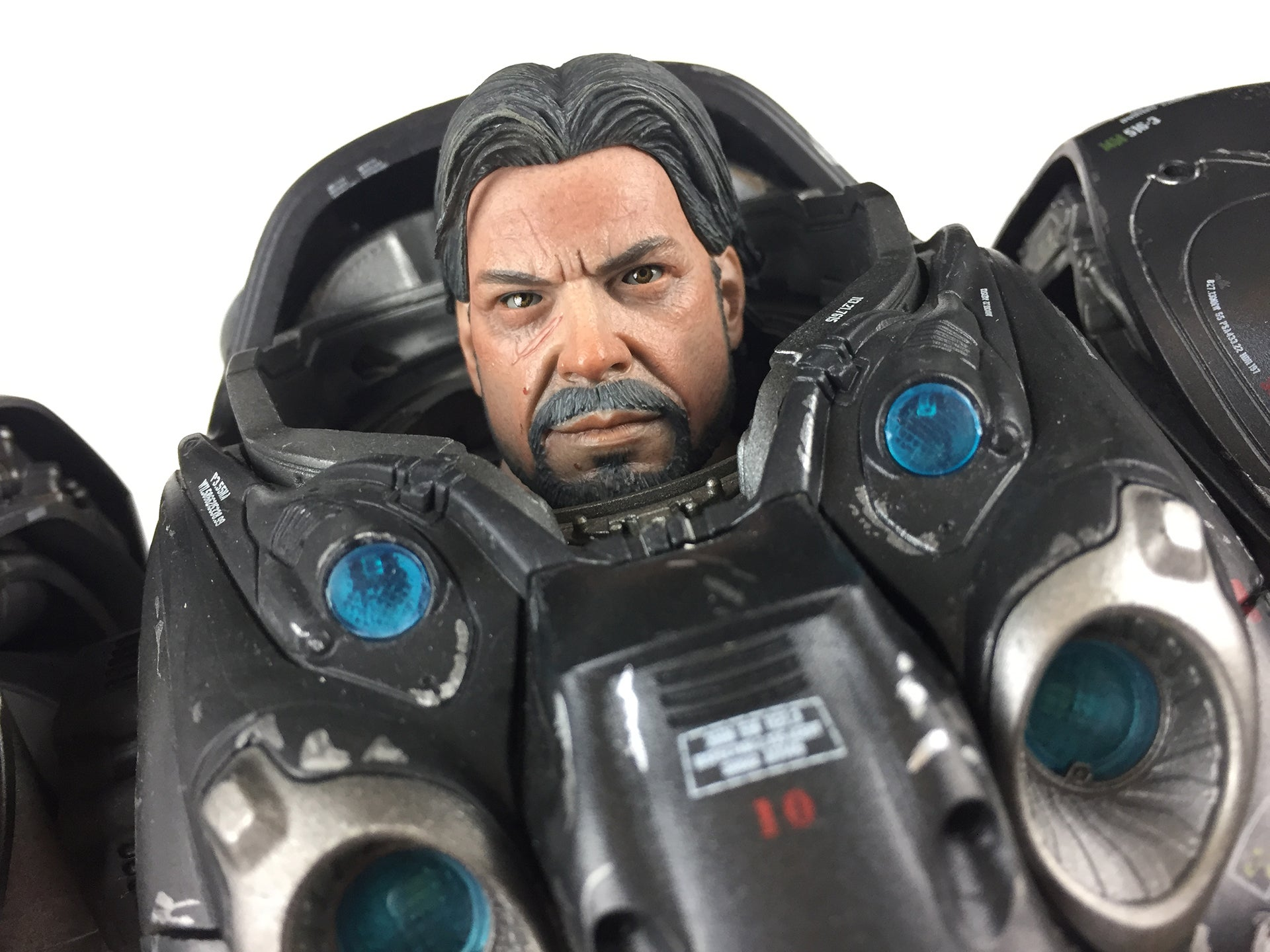 The Ultimate StarCraft Action Figure