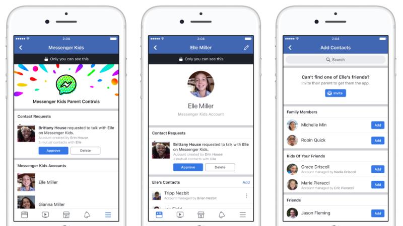 Child Health Groups To Mark Zuckerberg: Delete Messenger Kids