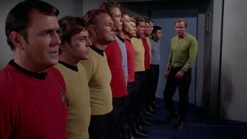Mathematician Boldly Claims That Redshirts Don't Actually Die The Most On Star Trek