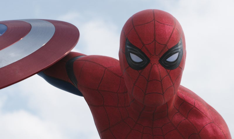 Is This Sony's Dumb Title for the Next Spider-Man Movie?