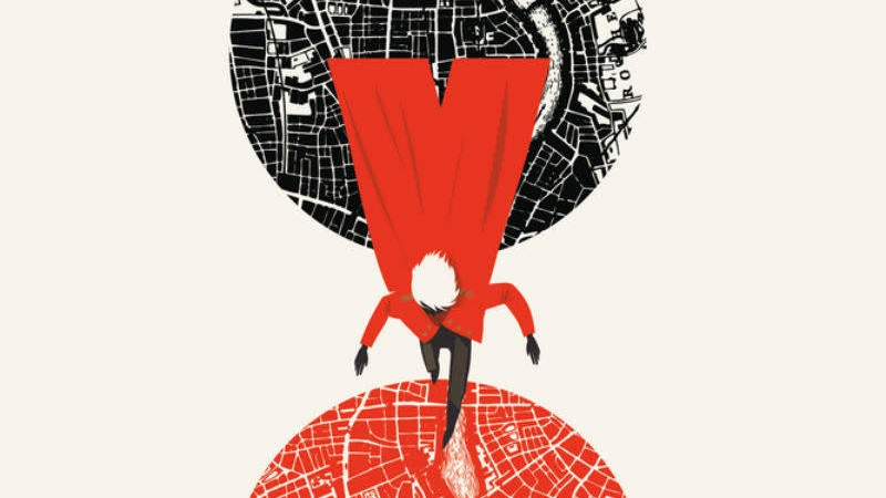 John Wick's Writer Will Next Tackle The Fantasy Series A Darker Shade Of Magic