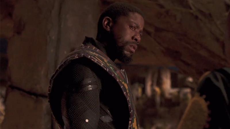 NewBlack PantherDeletedScenes Focus On T'Chaka's Influence On The Future King