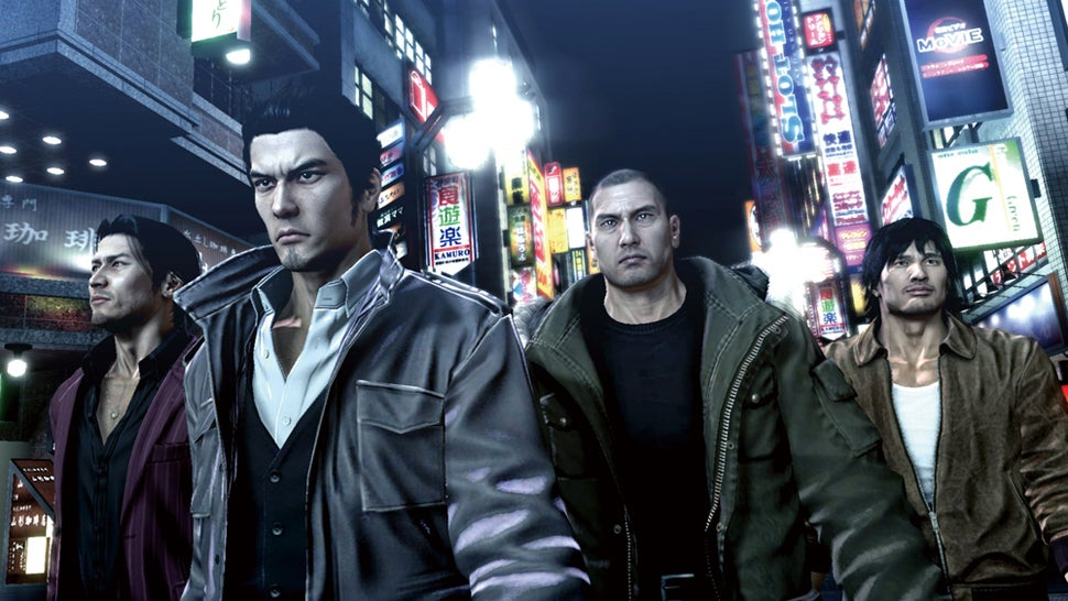 Thank the Dreamcast's Death for the Yakuza Games
