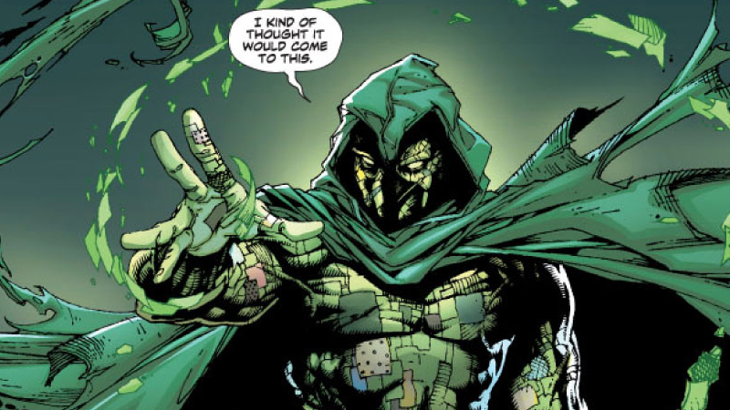Arrow Is Adding One of DC's Weirdest Vigilantes for Season Five