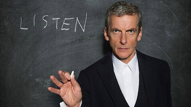 Lessons From Doctor Who: 'Scared Is A Super Power'