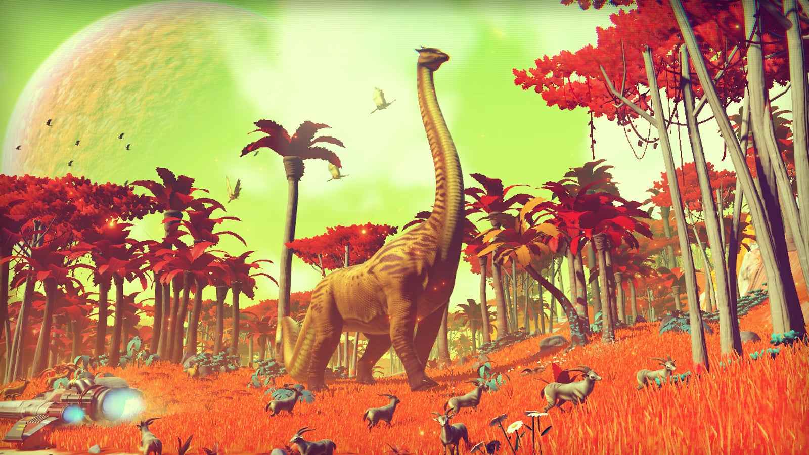No Man's Sky Will Hit PC, But Only After PS4