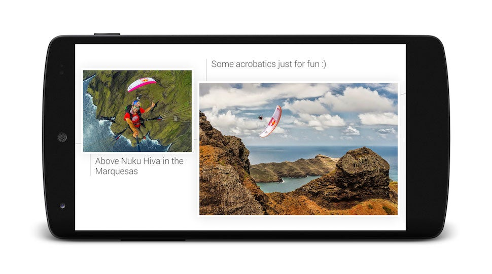 Google+ Stories Might Actually Make Photo Albums Beautiful And Easy