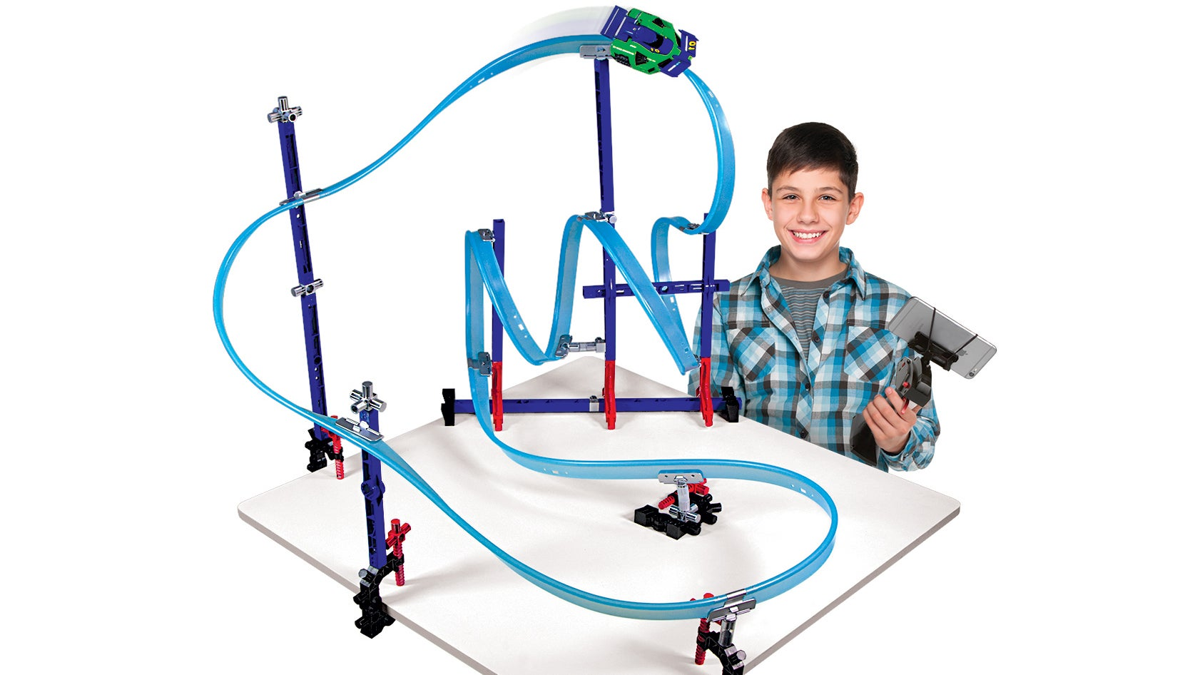 Lionel Has Turned the Classic Model Train Set Into a Race Track