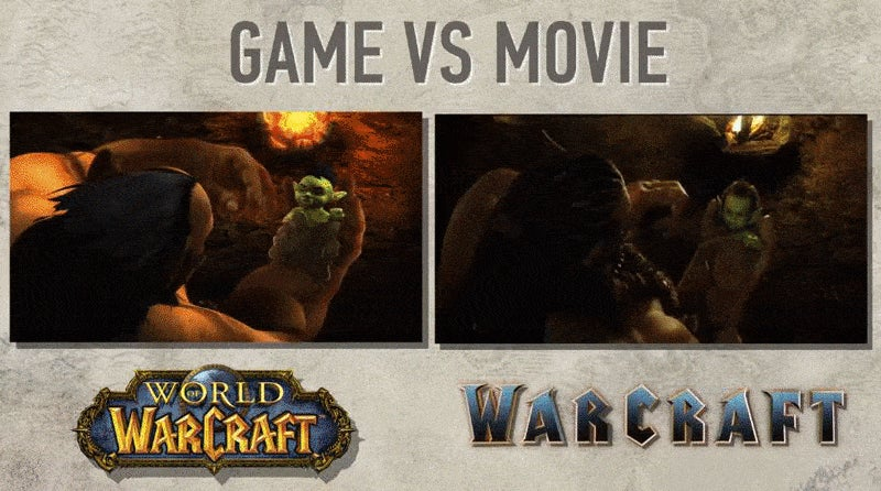Someone Recreated The Warcraft Movie Trailer In World Of Warcraft
