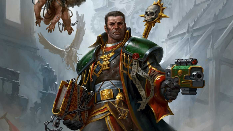 Everything You Need To Know About Eisenhorn, The Peculiar Star Of The Live-Action Warhammer 40K TV Series