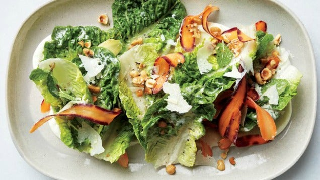 Use Unsweetened Whipping Cream For Extra Indulgent Salad Dressings