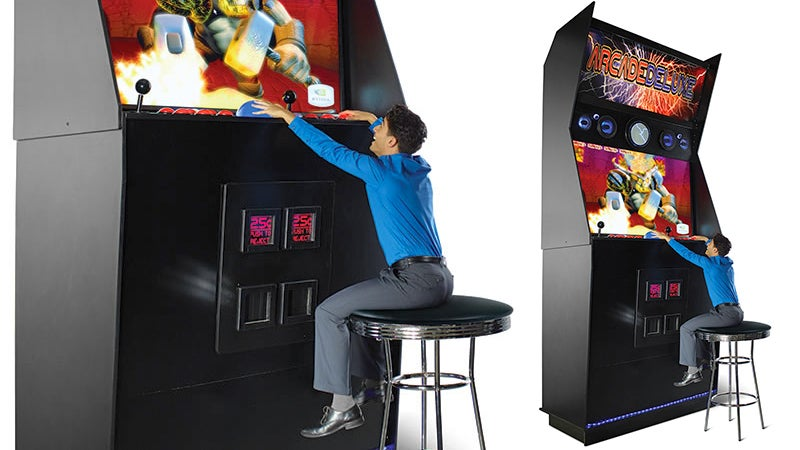 You Can Get The World's Largest Arcade Cabinet For Around $130,000