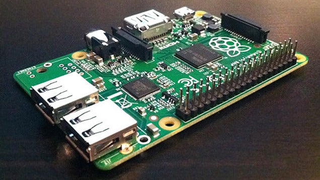 Slim Down a Raspberry Pi with a Few Mods
